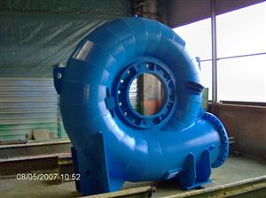 Hydro-mechanical and hydro-energetic equipment