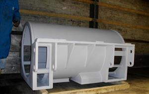 Casings for electrical motors and generators