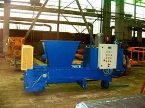 Fix Balers and components for Metallic Scrap Baling Machinery