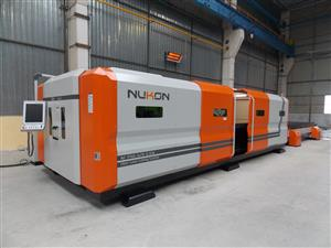 Laser cutting machine NUKON